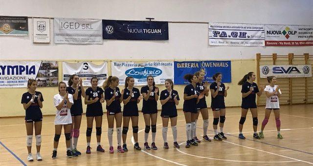 Olimpia Teodora: esordio con vittoria per la serie C
