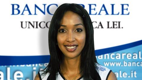 Siglato l'accordo con Gil Martha Zamora, la cubana naturalizzata italiana è la nuova giocatrice della Conad Ravenna