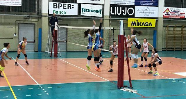 Under 18 Regionale – L'Olimpia Teodora passa a Modena