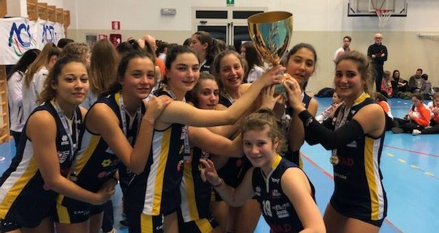 Master Olimpia Garavini-Olimpia Teodora ha conquistato il Gran Trofeo Super Tris 2019 giovanile