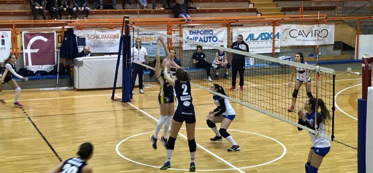 Serie C: Conad Olimpia Teodora sconfitta a Forlì