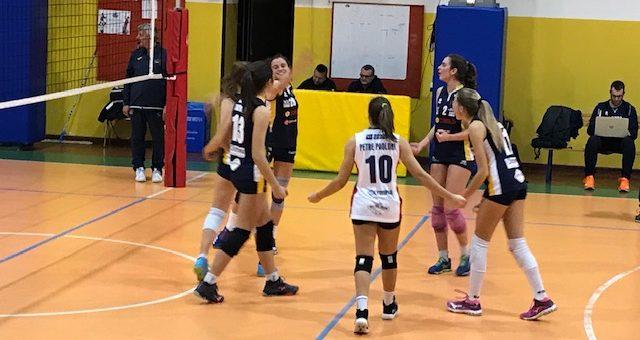 Serie C: altri tre punti per la Conad Olimpia Teodora a Molinella