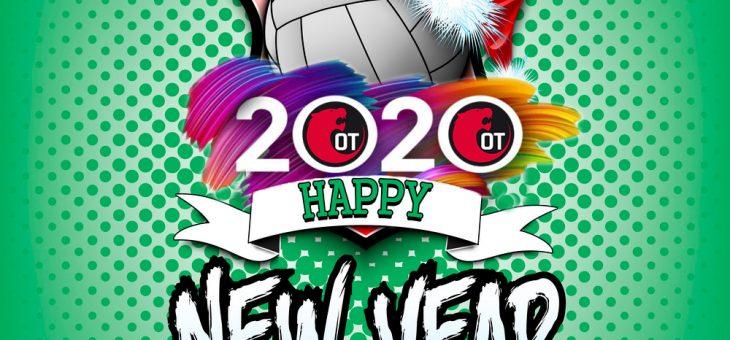 Buon 2020 dall'Olimpia Teodora!