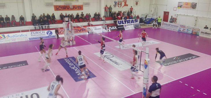 A Soverato è una grande Conad: trionfa 3-0 e vola in semifinale di Coppa Italia