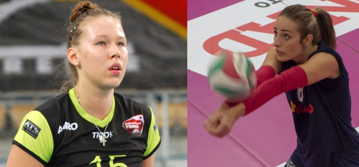 Il nuovo opposto è la portoghese Julia Kavalenka, al centro la conferma di Ludovica Guidi