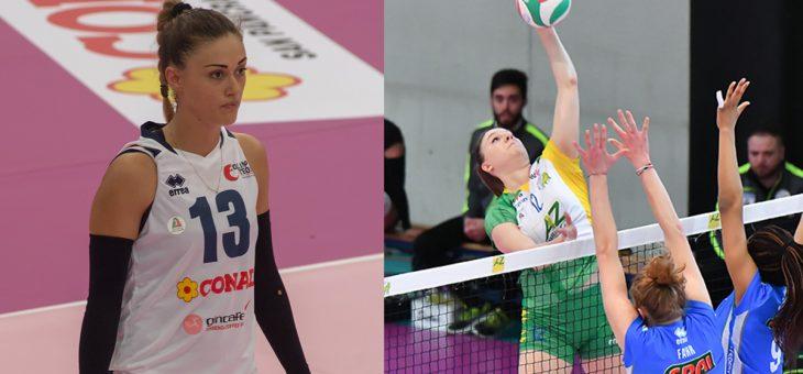 Novità e conferme per la prossima stagione: in posto 4 arriva Laura Grigolo, il libero sarà ancora Giulia Rocchi