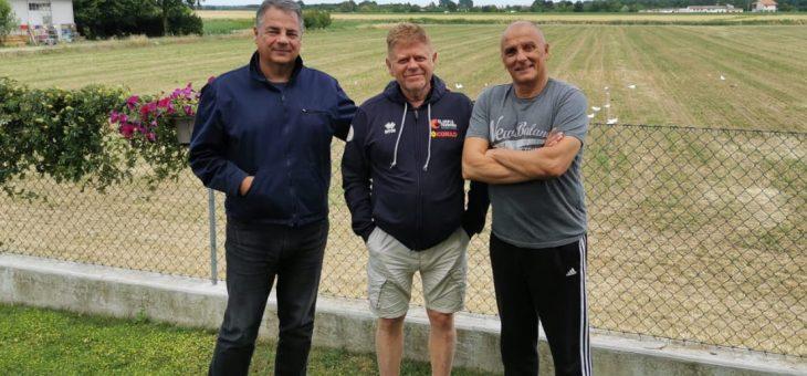 La nuova stagione riparte con un rinforzo tecnico: Andy Delgado è il nuovo responsabile del settore giovanile