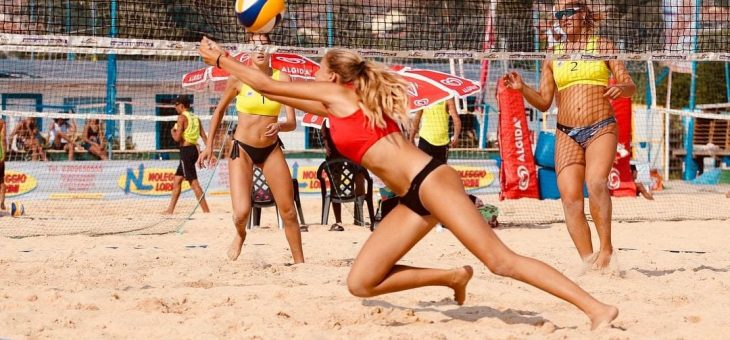 Sara Fontemaggi convocata in Nazionale juniores di beach volley