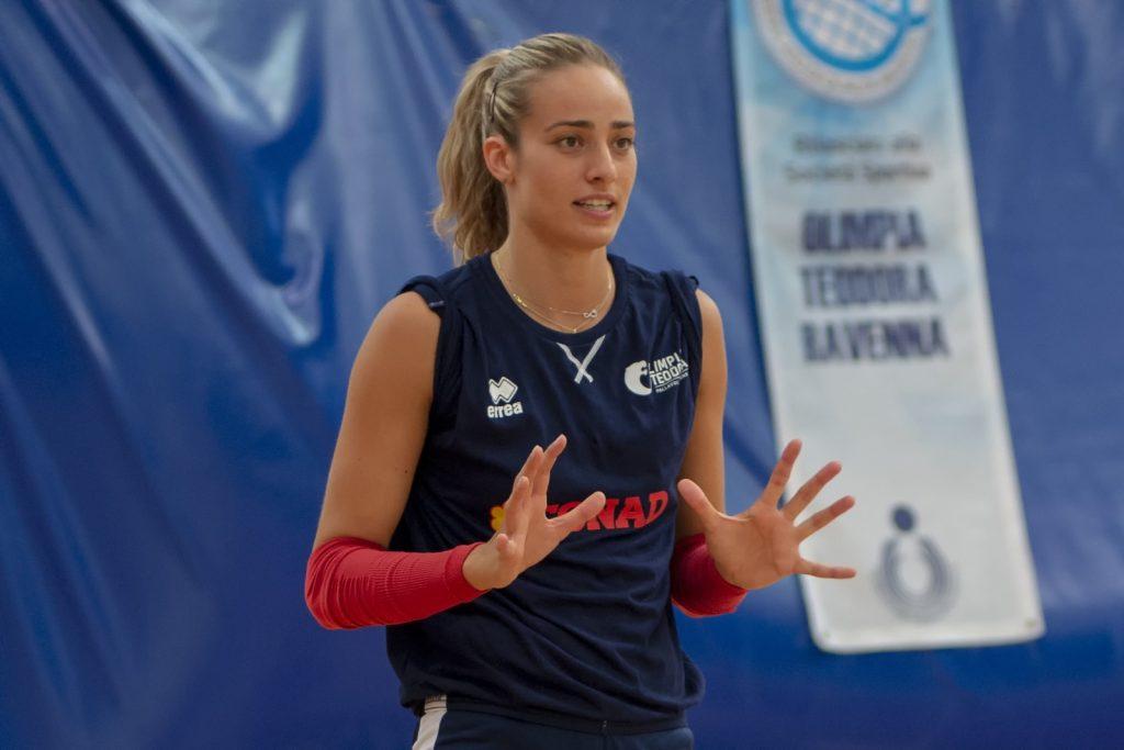 La nuova capitana è Ludovica Guidi