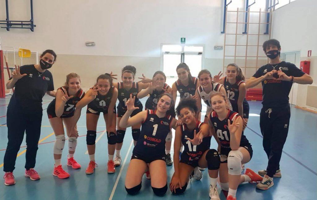 Under 17: contro Morciano arriva un'altra vittoria