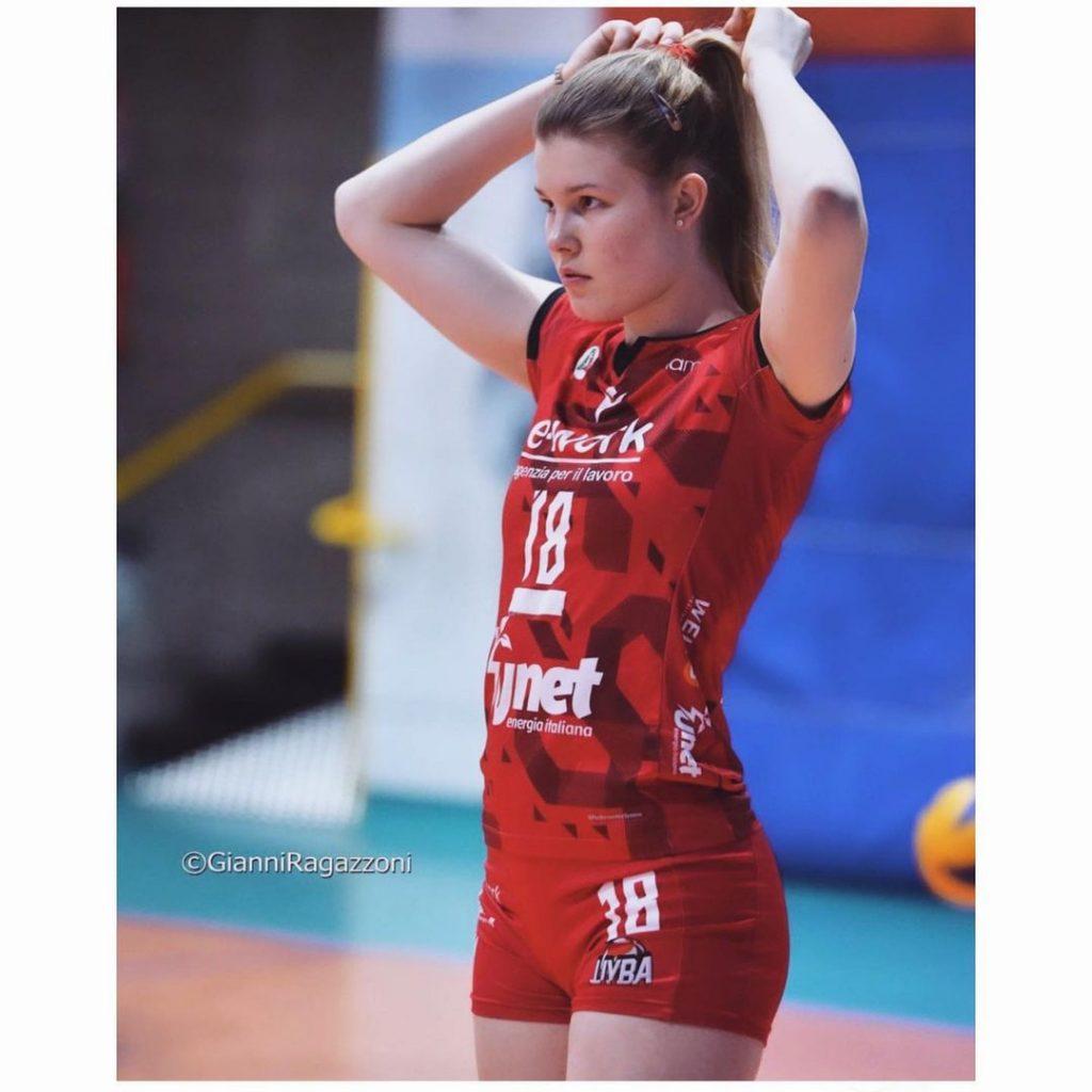 Un'altra novità per la Conad: in posto 4 arriva Katarina Bulovic
