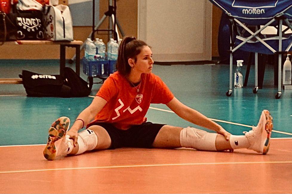 Eleonora Sestini è il secondo opposto della Conad