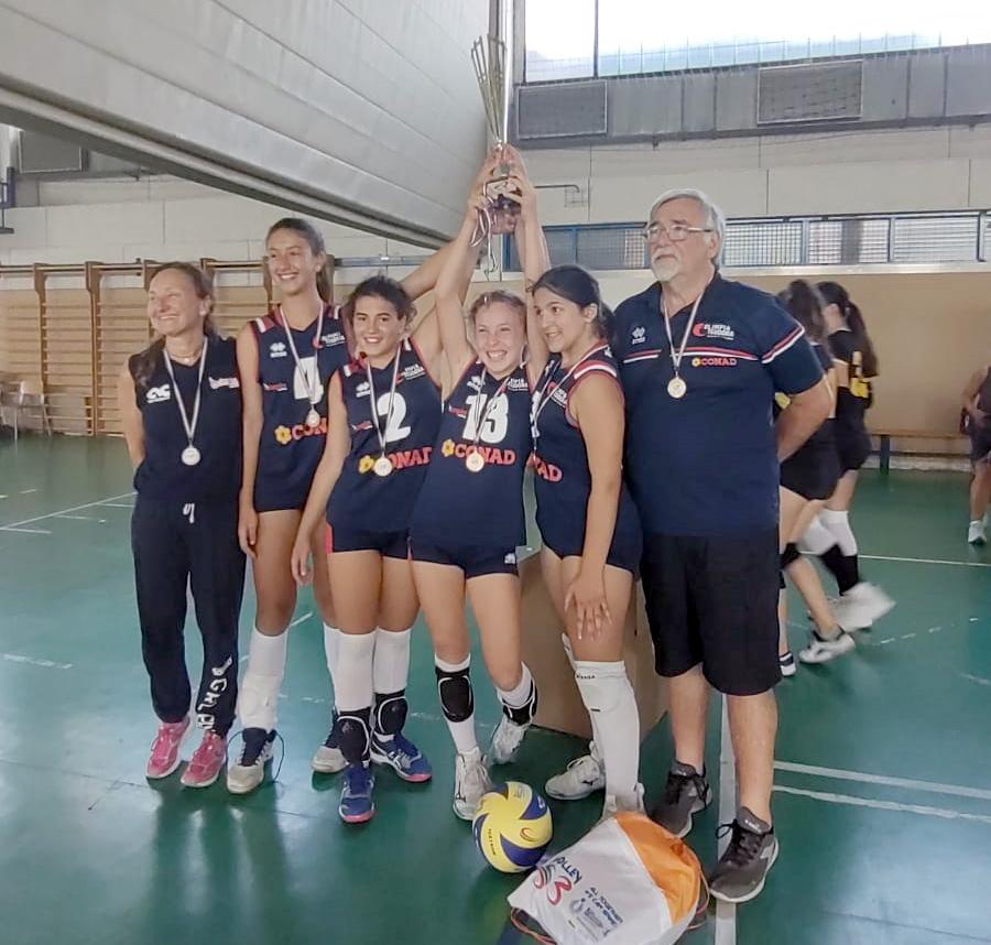 L'Under 12 vince la finale regionale a Modena e vola alla fase nazionale