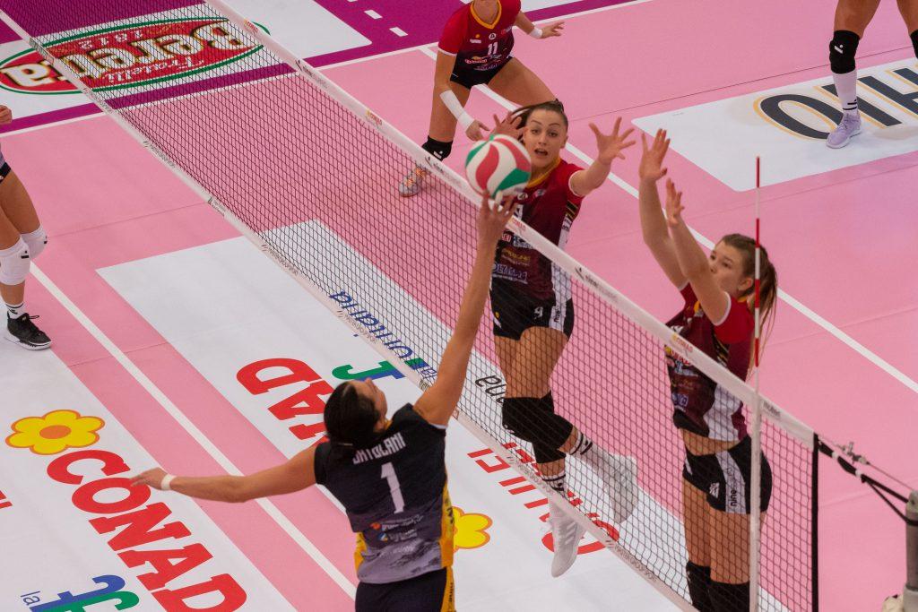 L'Olimpia Teodora cala alla distanza e cede 1-3 nel derby contro S.G. in Marignano
