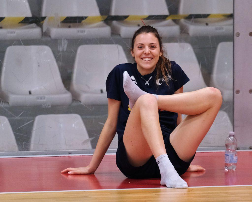 Domani alle 20.45 sul profilo Instagram Olimpia Teodora l'intervista LIVE a Beatrice Giovanna