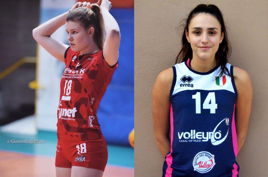 Finale Nazionale Giovanile CRAI Under 19: anche le nostre Katarina Bulovic e Chiara Salvatori ai nastri di partenza